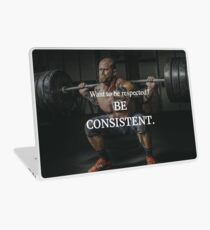 Want To Be Respected? Be Consistent Laptop Skin