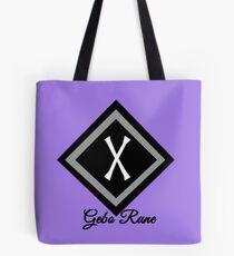 Gebo Rune Tote Bag