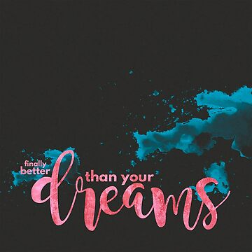 Your dreams (black) by myyylla