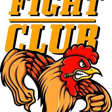 Fight Club by wearitout