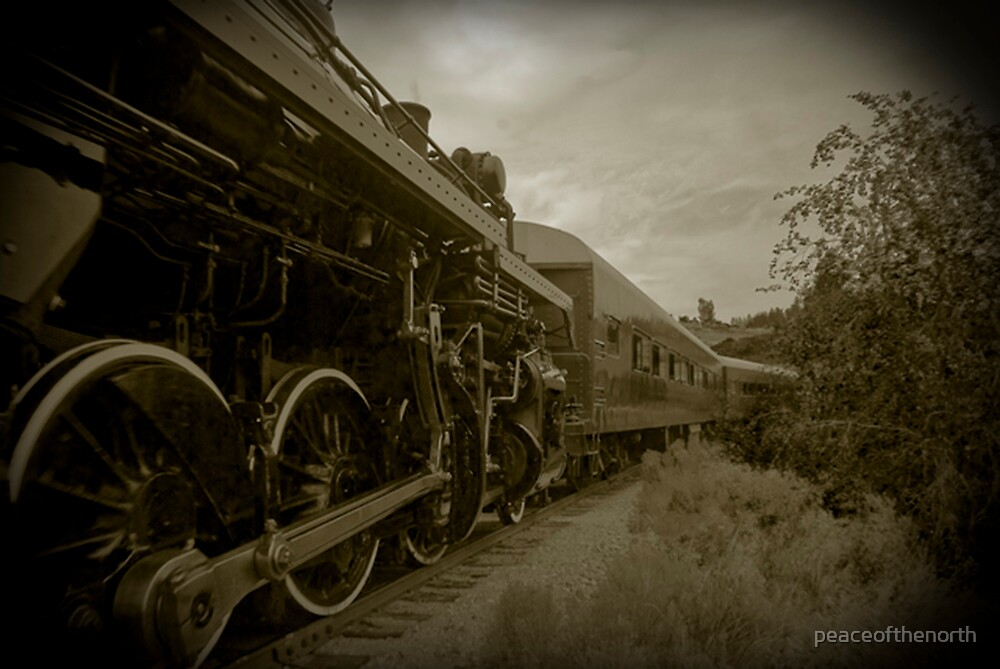 Kettle Valley Railroad Company#2 by peaceofthenorth