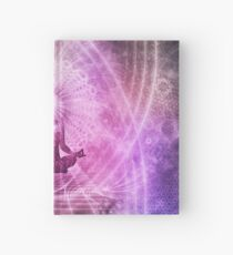 meditation with colors Hardcover Journal