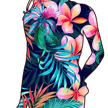 Girls in the Tropics by ainecreative