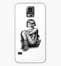 Natalie Portman Case/Skin for Samsung Galaxy