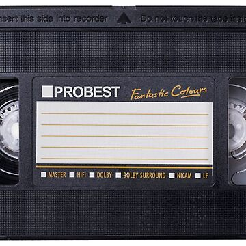 Video Cassette by ProBEST
