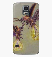 Lightning Bulbs Case/Skin for Samsung Galaxy