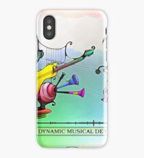 Music Device iPhone Case/Skin