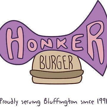 Honker Burger by Cornchipsrpunk