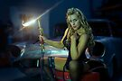 blow my flame at midnight by aglaia b
