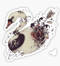 Broken Innocence Sticker