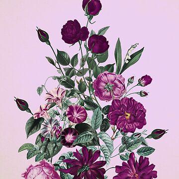Romantic Garden III by burcukyurek