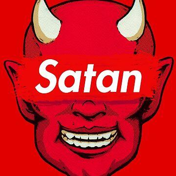 Satan Supreme by Villainmazk