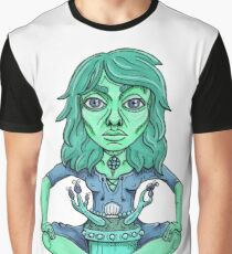 Woman of the Winds Graphic T-Shirt