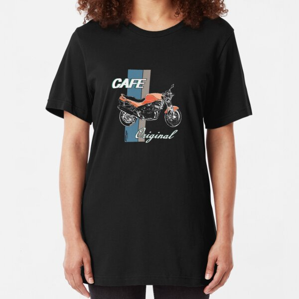 Cafe Original Slim Fit T-Shirt