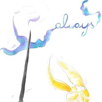 Golden Snitch by Uwaki