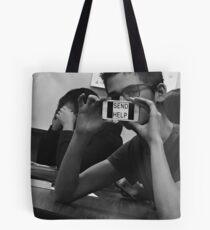 Send Help Tote Bag