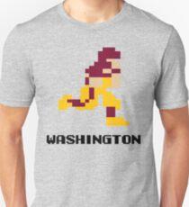 8 bit Washington Football 2 Unisex T-Shirt