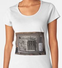 old television Women's Premium T-Shirt