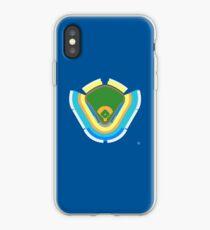 Dodger Stadium iPhone Case