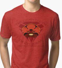 The Crimson Gym of Cyttorak Tri-blend T-Shirt