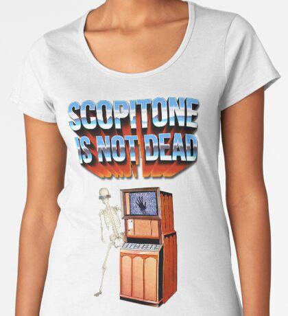 LET'S SCOP ! T-shirt premium femme