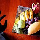 EAT MORE FRUIT by Michael J Armijo