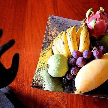 EAT MORE FRUIT by MichaelArm