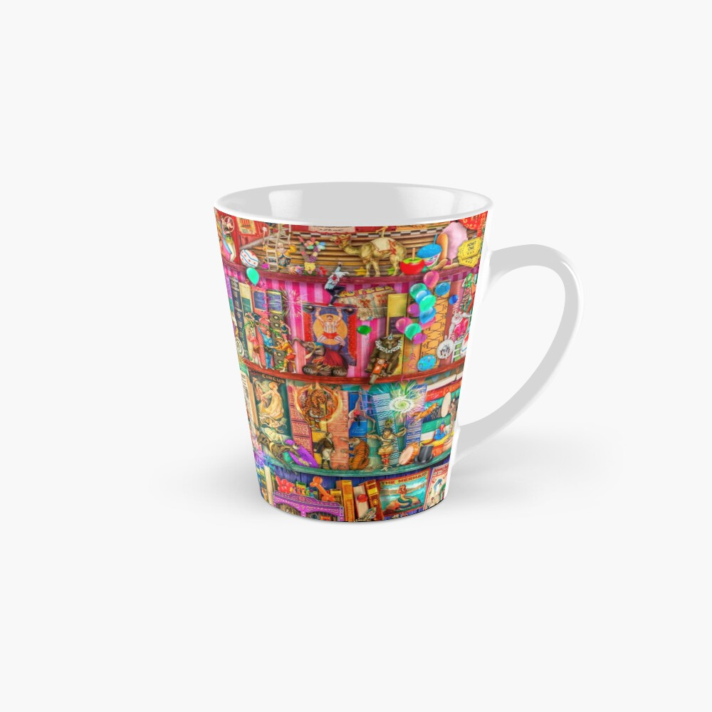 The Marvelous Circus Tall Mug