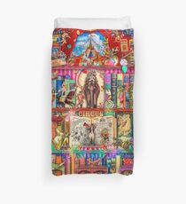 The Marvelous Circus Duvet Cover