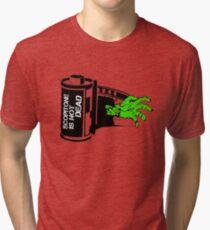 ZOMBIA SCOP ' Tri-blend T-Shirt