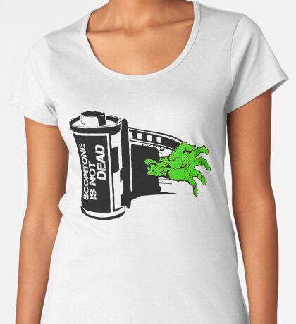 ZOMBIE SCOP' T-shirt premium femme