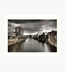 River Ouse Art Print