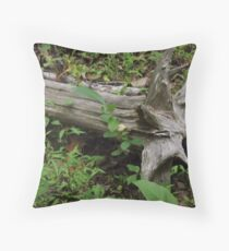 Woodsy Throw Pillow