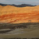 Painted Hills Sunset by Jonathan Cohen
