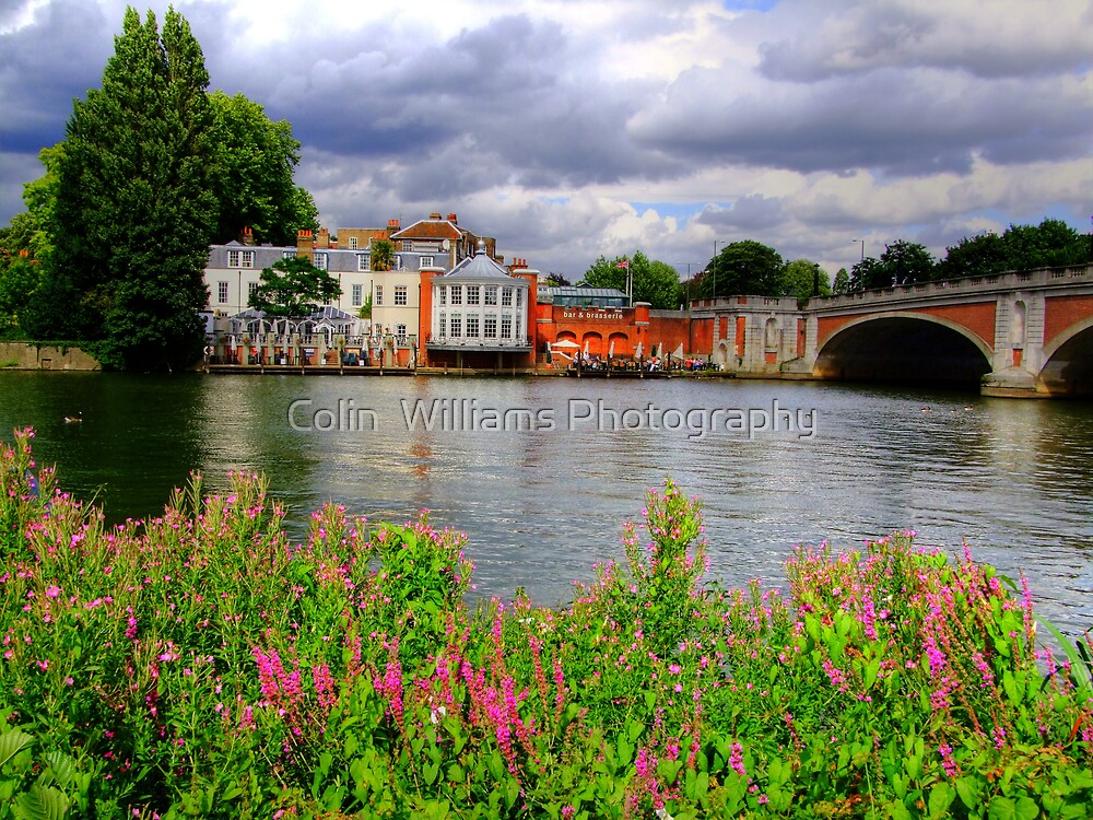 The Mitre - Hampton Court - HDR by Colin  Williams Photography