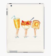 Breakfast Pin-Ups iPad Case/Skin