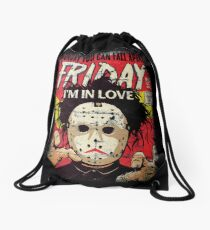 Today Is Friday And Tomorrow Is Weekend Drawstring Bag