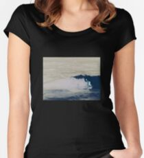 Surfer  #2 Tee apparel  Women's Fitted Scoop T-Shirt