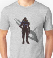 Garrus Vakarian - Sunset Shores T-Shirt