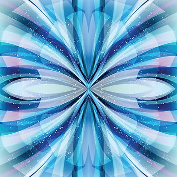 Abstract Blue  by pharostores