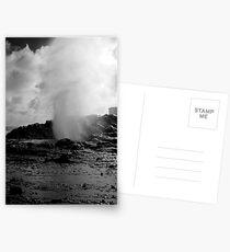 Blow Hole Postcards