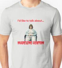 Der Tod wird ihre Hellen Sharp Madeline Ashton Slim Fit T-Shirt