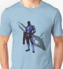 Kaidan Alenko - Sunset Shores Unisex T-Shirt