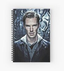 Khan You See It Spiral Notebook