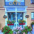Sunrise Cafe by James Brotherton