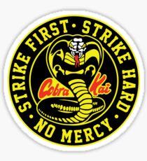 Cobra Kai 3 Sticker