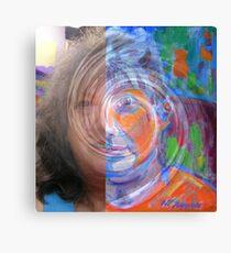 Me Morphed  Canvas Print