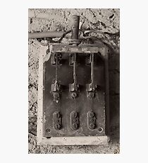 machete Photographic Print