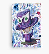 Magic Hat Canvas Print