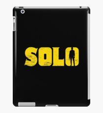 Han Solo 1977 Variant iPad Case/Skin